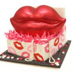 Sealed with a Kiss Cake » Pink Cake Box
