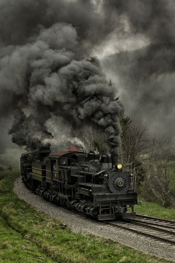 Cass Shay 5 6 Double Heading Pulling A Freight Train To Spurc Train Train Rides Scenic Railroads