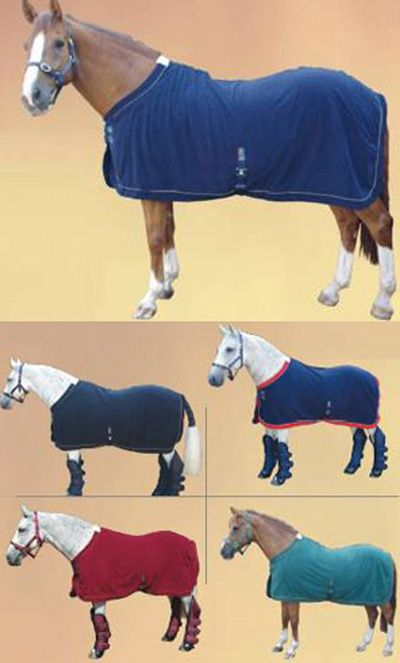 Premier Equine Buster Fleece Cooler