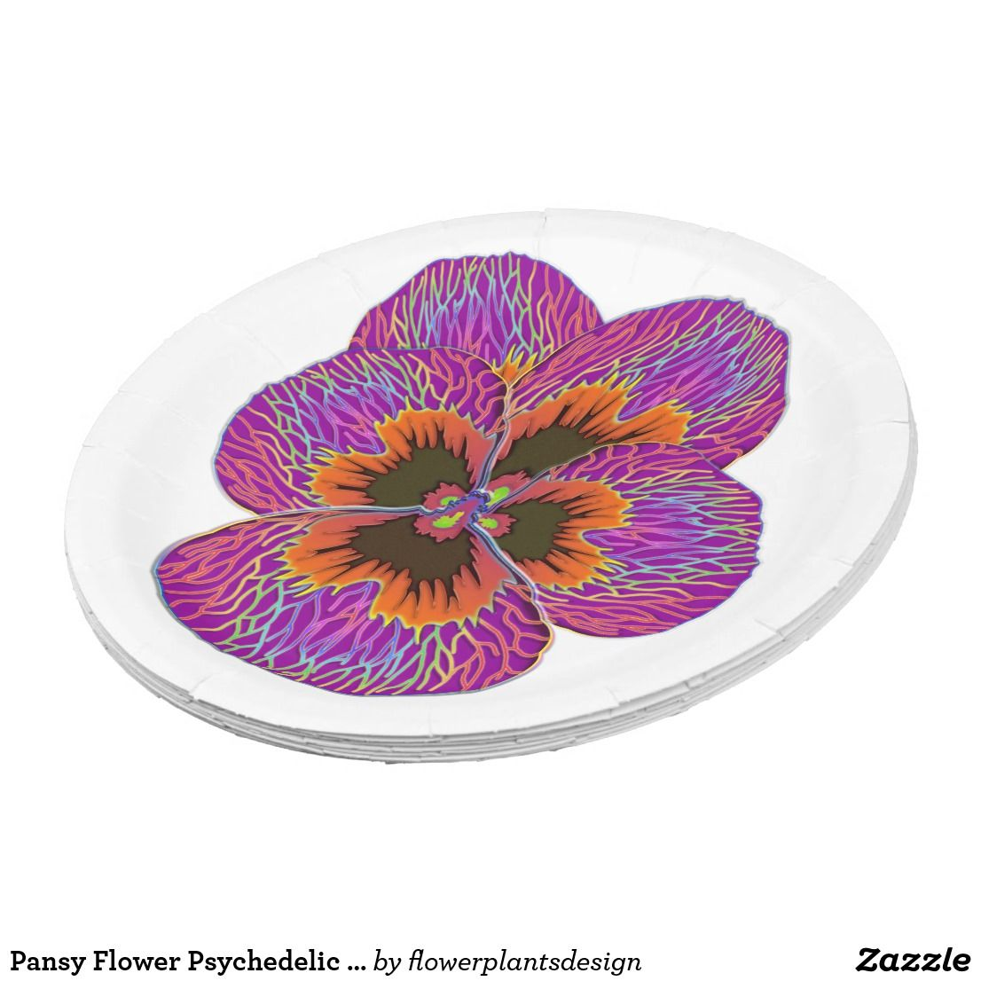 Size Paper Plates 9\  Throw a spectacular party with fully customizable paper plates to match your theme! Each set of paper plates is printed on durable ...  sc 1 st  Pinterest & Size: Paper Plates 9\