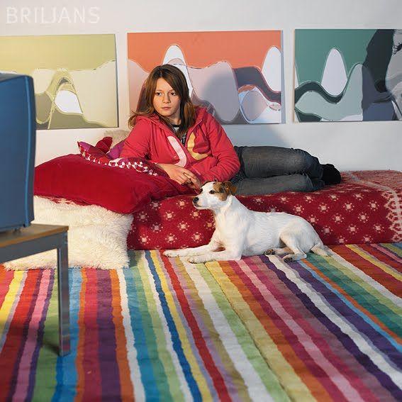 Ikea Strib Rug Carpet Bedroom