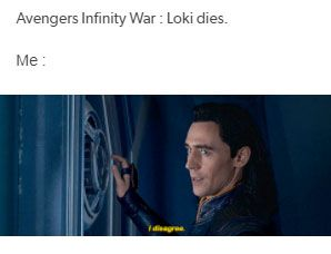 Can we pull a Coulson please? Can we just deny he died to get him brought back? #infinitywarspoilers