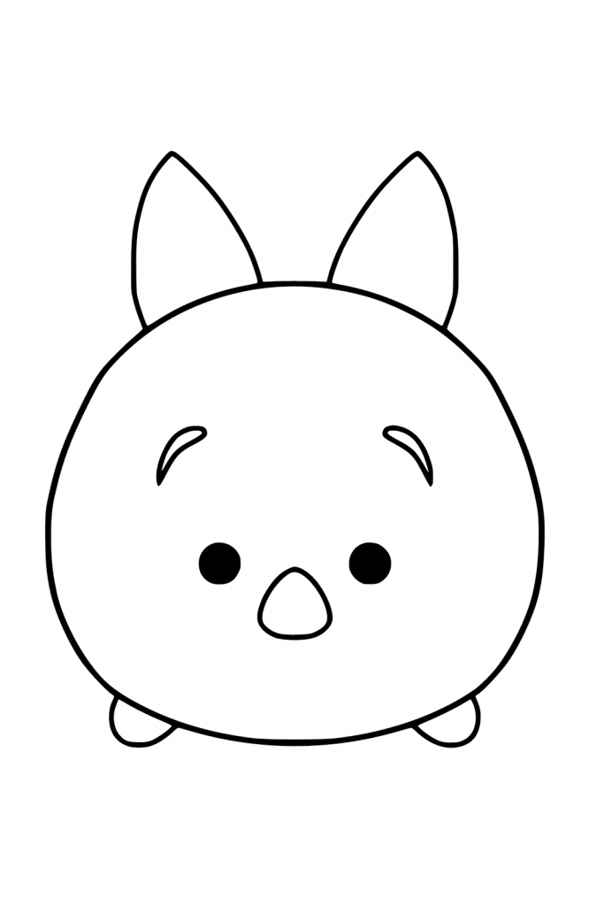 Tsum Tsum Coloring Pages Best Coloring Pages For Kids Tsum Tsum Coloring Pages Disney Coloring Pages Disney Tsum Tsum