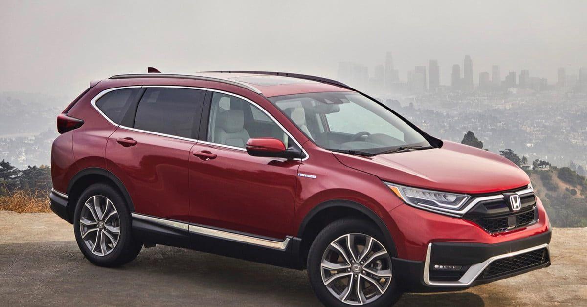 2020 Honda Cr V Hybrid Starts At 28 870 Gets 38 Mpg Digital Trends In 2020 New Suv Honda Honda Crv
