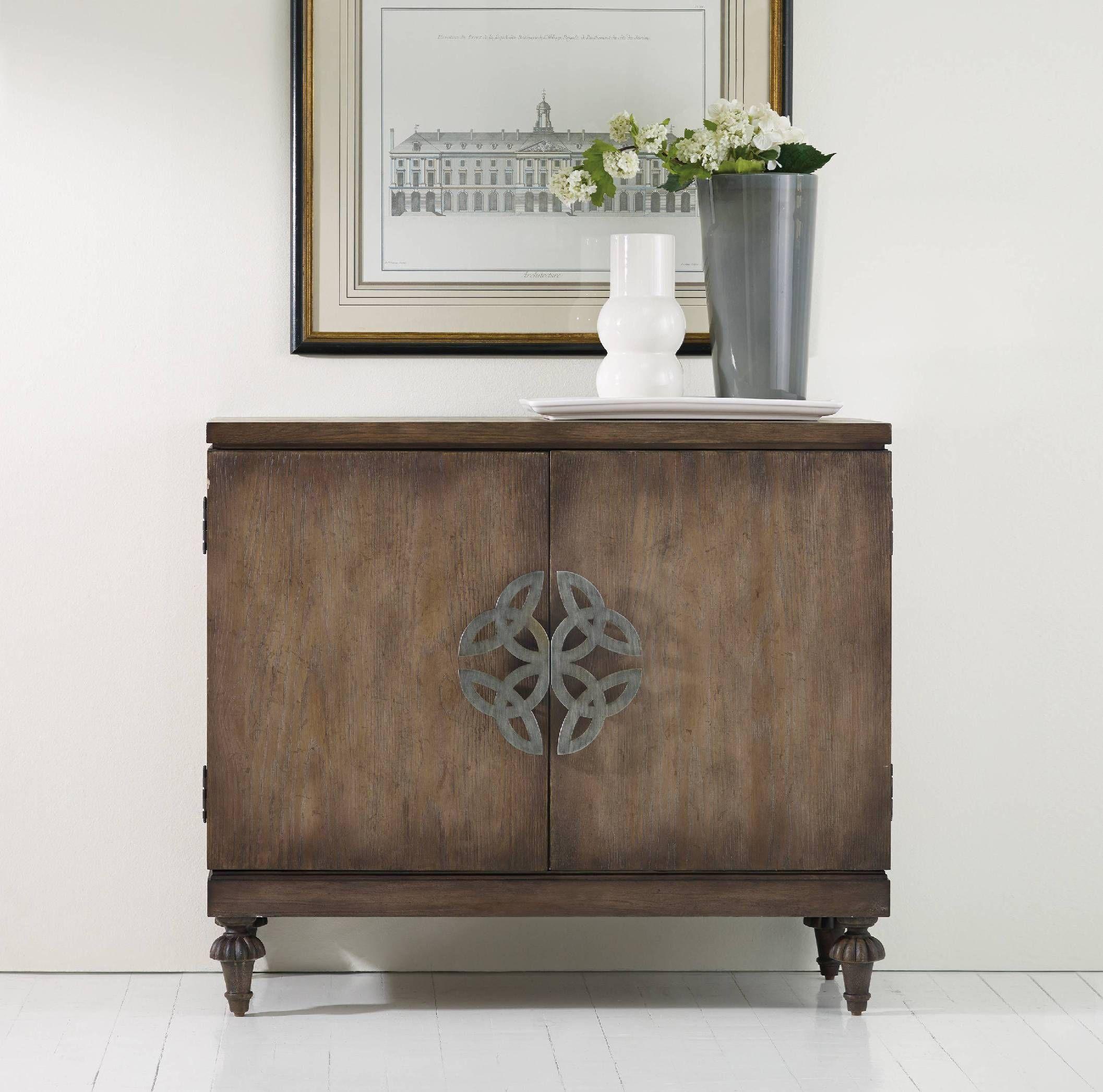 Hooker Furniture Living Room Melange Savion Chest 638-85044 | Hooker