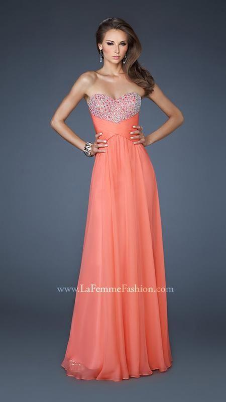 La Femme 18304 | La Femme Fashion 2013 - La Femme Prom Dresses | La ...