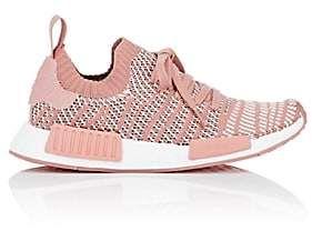 dfe4a3f08972d adidas Women s NMD R1 STLT Primeknit Sneakers - Pink
