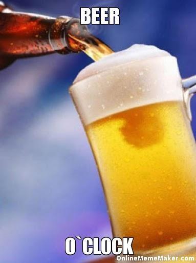 f2297108ba7cf039947bd039c85acf6c beer o`clock funny pinterest beer, funny memes and meme,Beer O Clock Meme