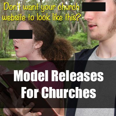 Does Your Church Need A Model Release Form? -    www - model release form