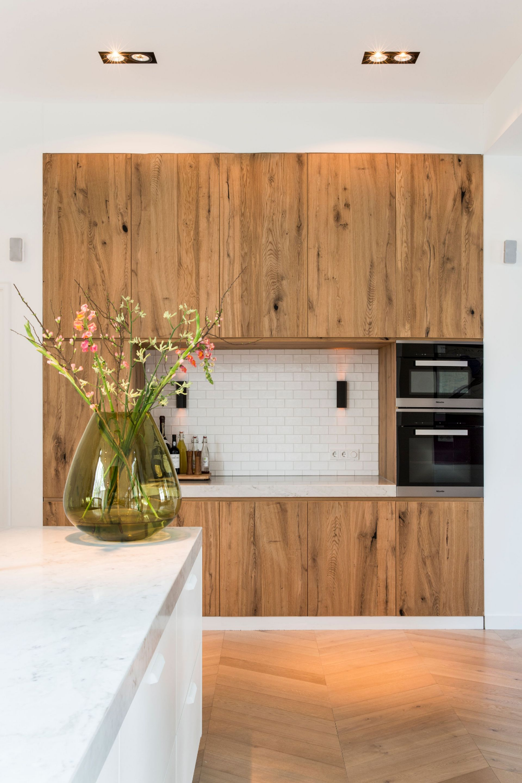 Vooroorlogse villa met aangebouwde keuken | OBLY.com