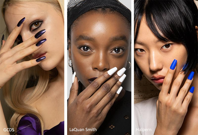 Pin On Nail Trends Winter 2020