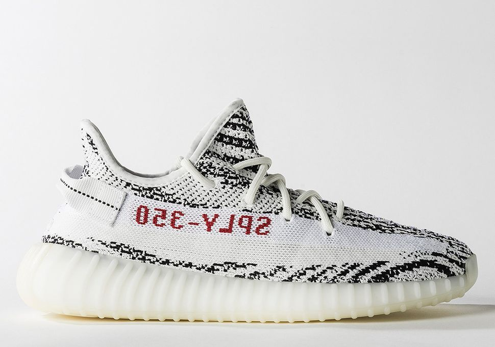 447d52da4d7 adidas Yeezy 350 V2 Zebra Official Photos - EU Kicks  Sneaker Magazine