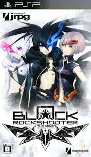 PC and PSP ANDROID GAMES Free Download : Black Rock Shooter The Game  PSP for ANDROID