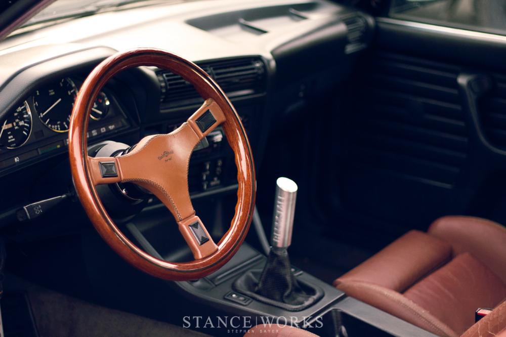 E30 Italvolante Wheel Leather Interior In 2020 Bmw E30 E30 Bmw