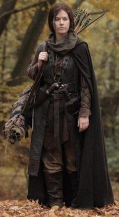ranger | Ranger Inspirado | Fantasy costumes, Medieval ...