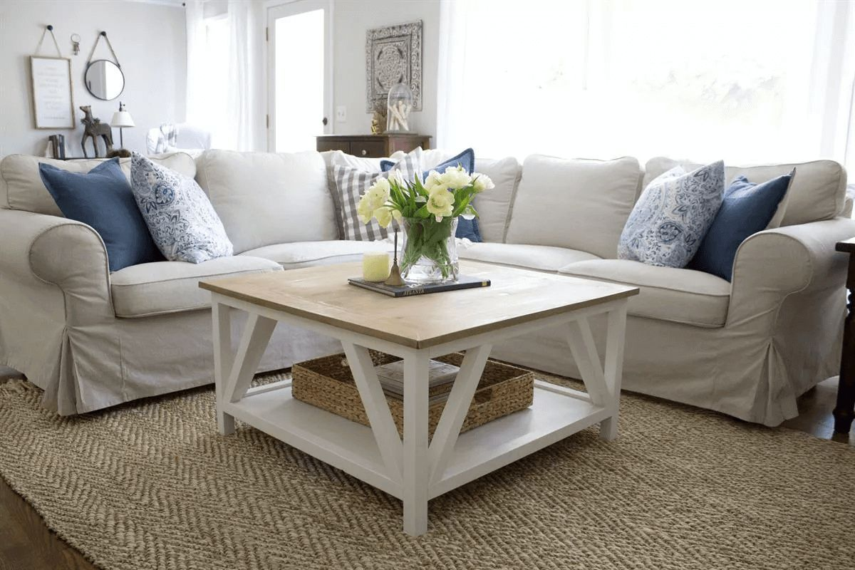 40 Creative Diy Coffee Table Ideas You Can Build Yourself In 2020 Modern Farmhouse Coffee Table Coffee Table Farmhouse Coffee Table [ 800 x 1200 Pixel ]