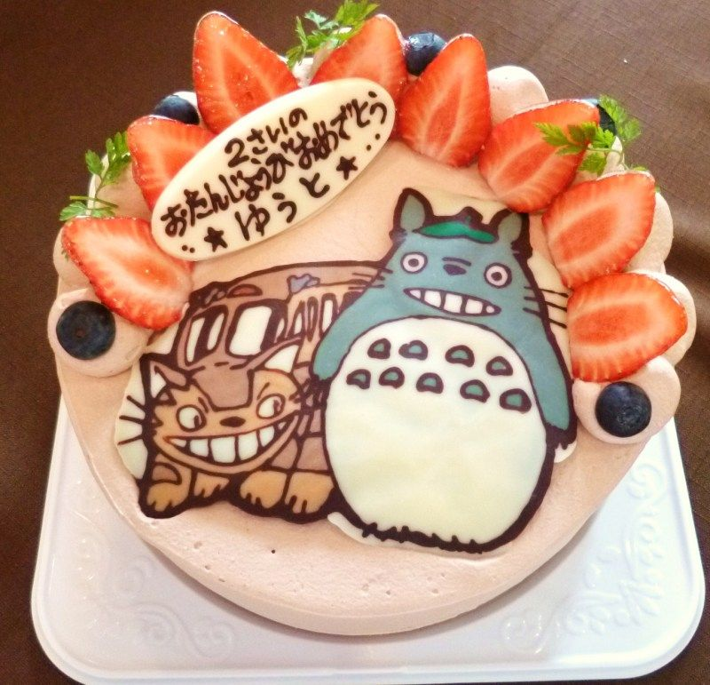 cakeoremonogatari03.png (1152×648) Anime cake, Kawaii