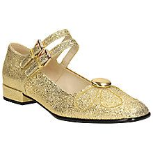 Buy Clarks Orla Kiely Angelina Leather Double Mary Jane Strap Shoes Online at johnlewis.com