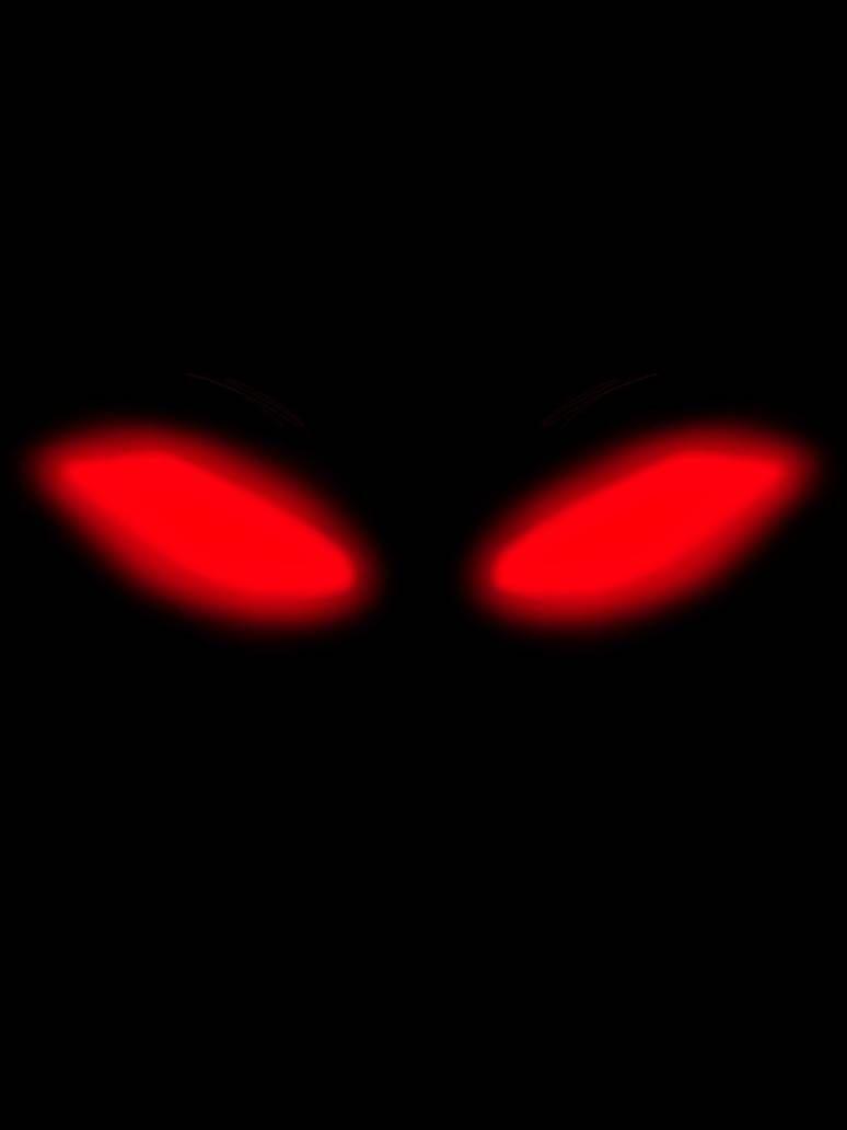 Glowing Red Eyes Red Eyes Red Aesthetic Creepy Vintage