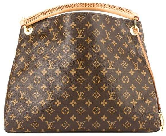 142affa8f693 Louis Vuitton Monogram Canvas Artsy MM Bag Sac À Main, Sacs, Louis Vuitton  Artsy
