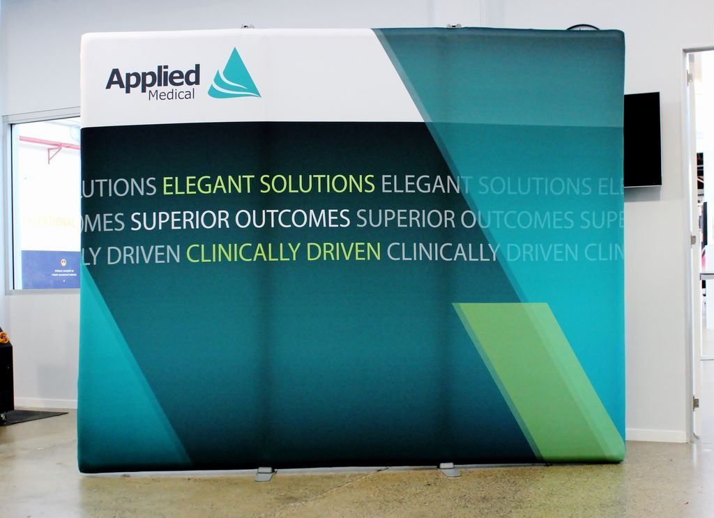 Exhibition Display Solutions : Windscape portable display solution windscape exhibition