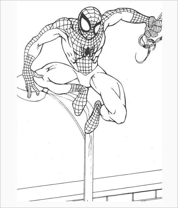 30 Spiderman Colouring Pages Printable Colouring Pages In 2020 Spiderman Coloring Elsa Coloring Pages Batman Coloring Pages