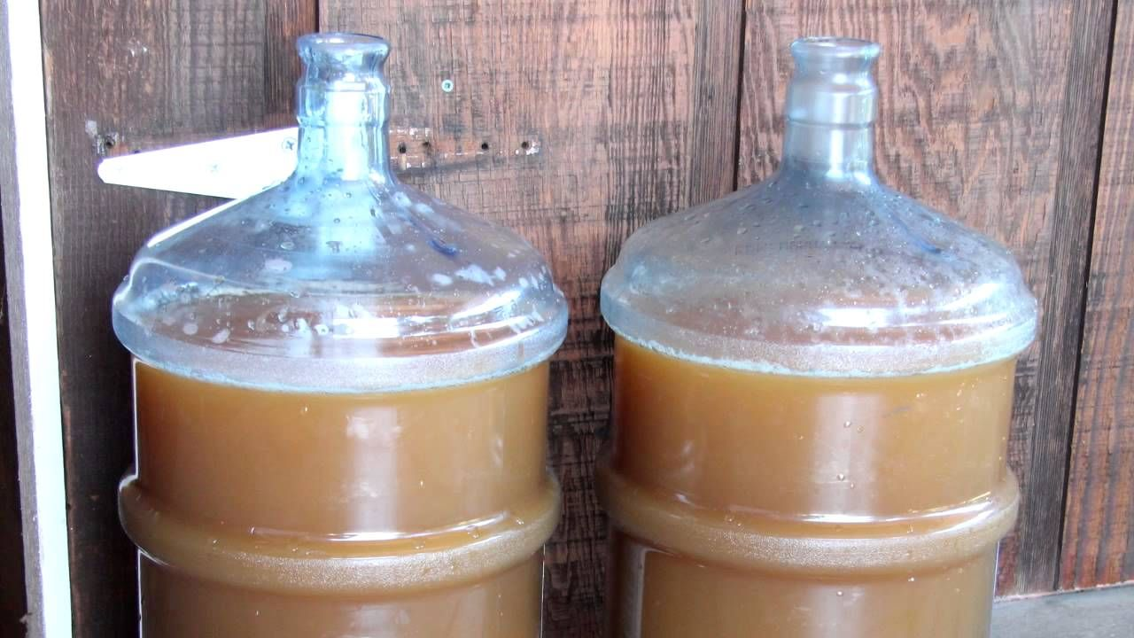 Making a Homemade Fruit Press and Distilling Your Own