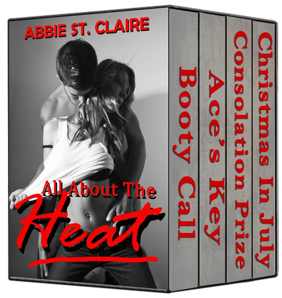 Abbie St. Claire All About The Heat
