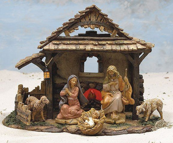 Is This The Gayest Nativity Scene Ever Created By The Vatican