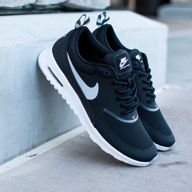 innovative design eb5c5 2d523 Nike wmns Air Max Thea  Black Wolf Grey