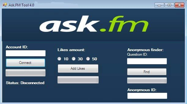 Find anonymous on ask fm