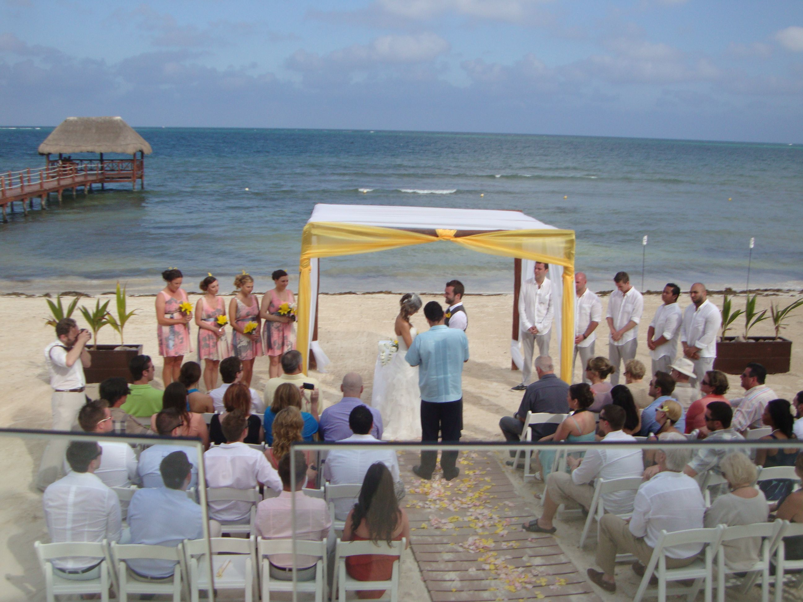 Riviera Maya Mexico Wedding Packages All Inclusive Mini Bridal