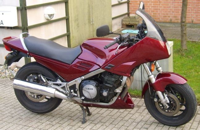 Review of Yamaha FJ 1100 1985: pictures, live photos