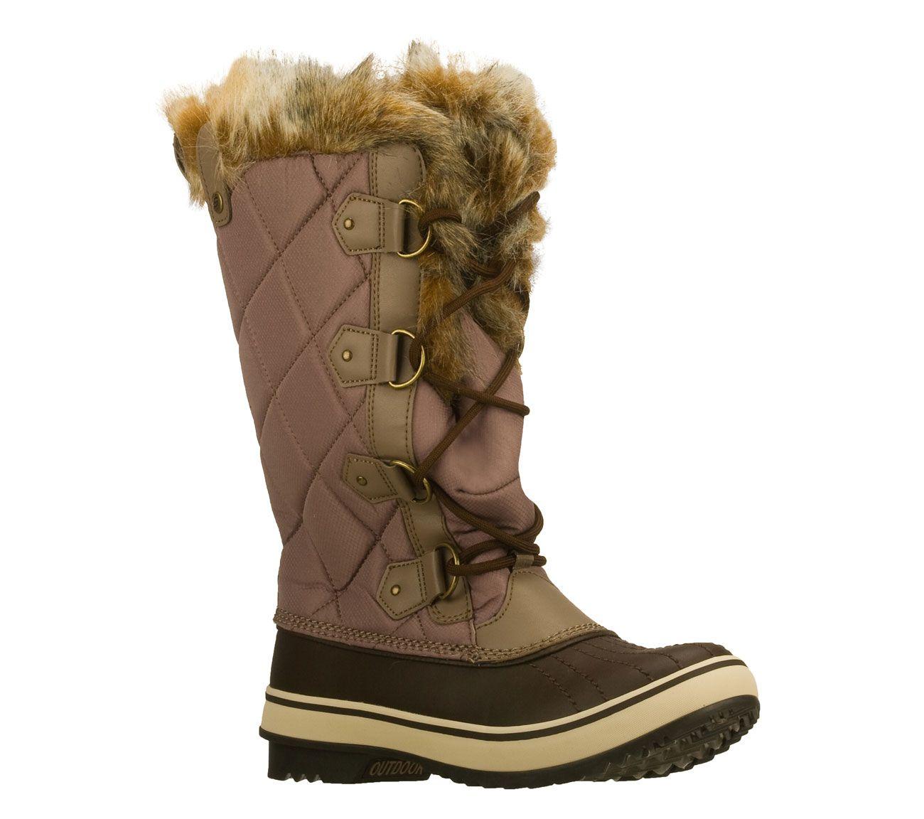 Buy SKECHERS Women's Highlanders - Matterhorn Mountain Boots only £76.00  Get Ready For Winter in Style & Comfort!!