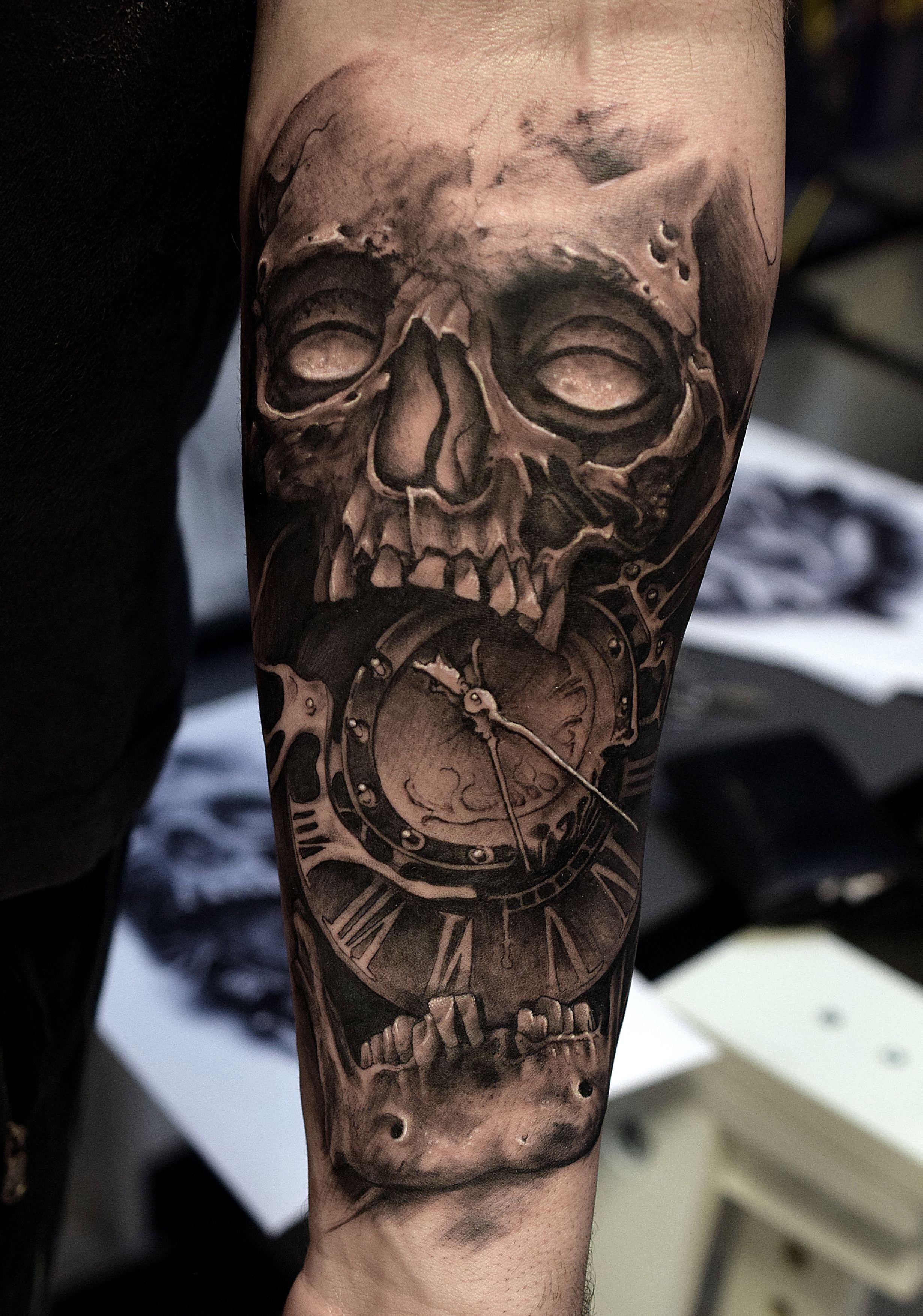 Pin By Heather Winkler On Skulls Angels Pinterest Tatouage