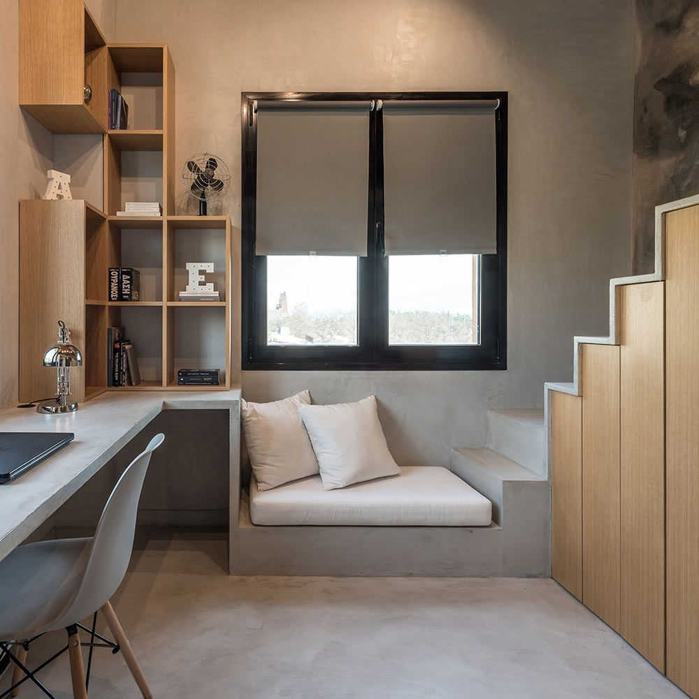 A Rural Apartment In Panorama, Greece By Normless