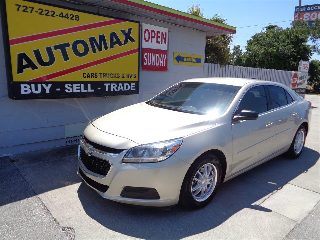 2015 Chevrolet Malibu Automax Tampa Bay 6695 US HWY 19