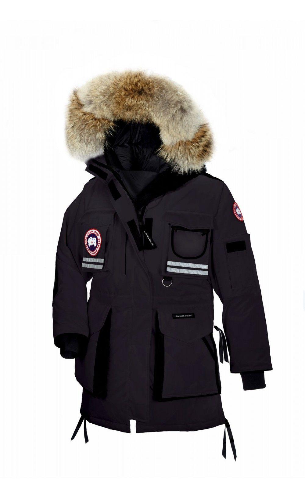 59cf74992c9 Canada Goose Snow Mantra Parka Black Women - Canada Goose ...