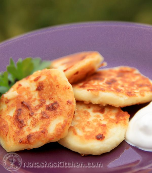 Leftover Mashed Potatoes? Try These Cheesy Potato Patties