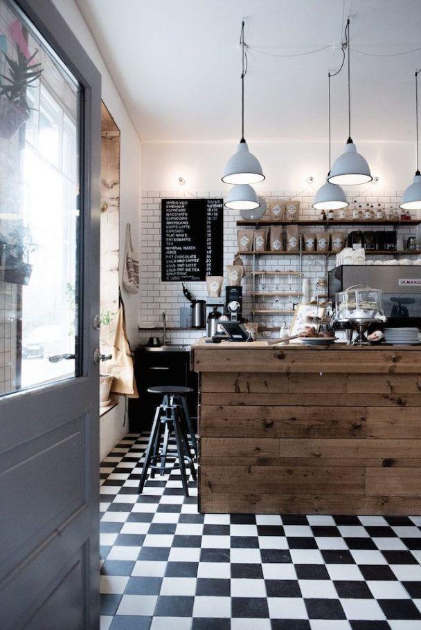 Coffee shop design concepts