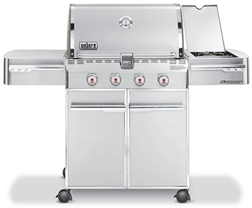What Is The Difference Between The Weber Spirit Genesis And Summit Series Bbq Grills Natural Gas Grill Grilling Propane Gas Grill