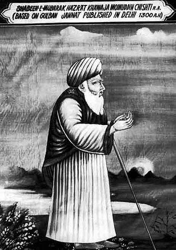 Khwaja Moinuddin Chisti Islamic Paintings Islamic World Islamic Pictures