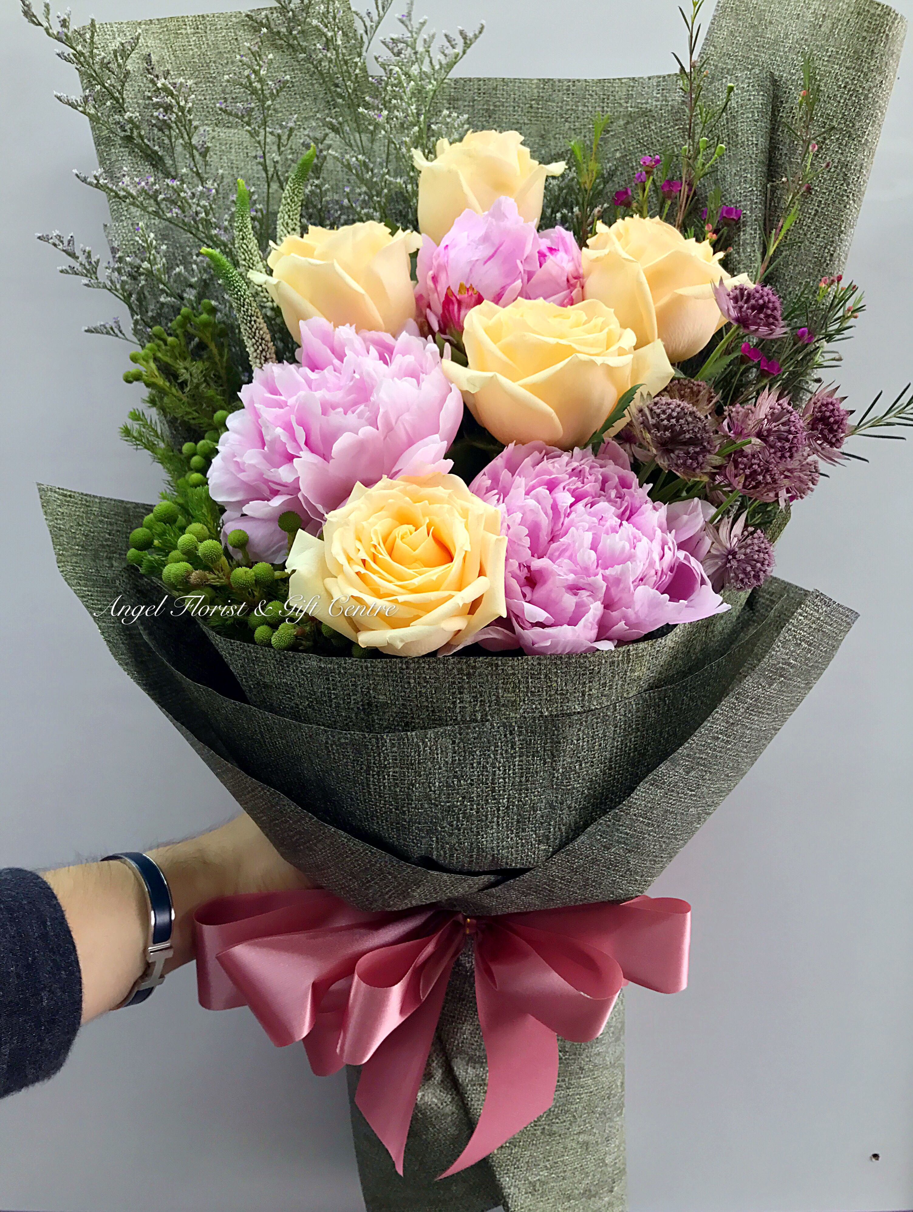 Pin By Angel Florist Gift Centre On Bouquets Pinterest Flowers