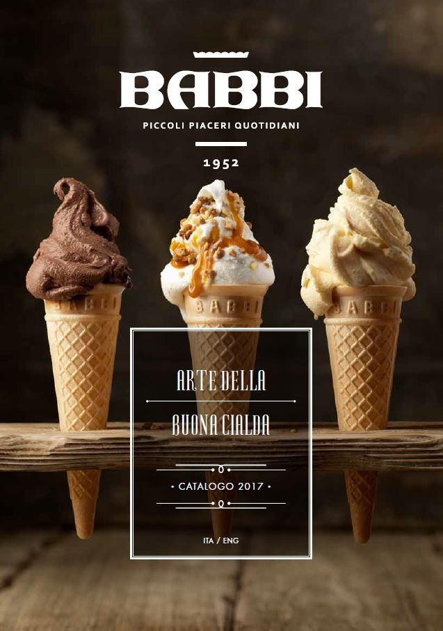 Gelato Cones for Artisan Gelato Catalogue Catalogo di Coni e - catering manager