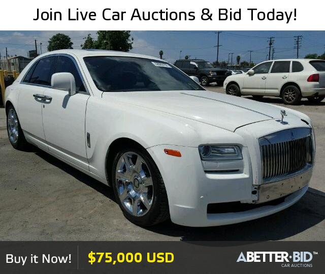 Salvage 2011 Rolls Royce All Models For Sale Sca664s51bux49899 Https Abetter Bid En 32033157 2011 Rolls R Luxury Cars For Sale Rolls Royce Cars For Sale