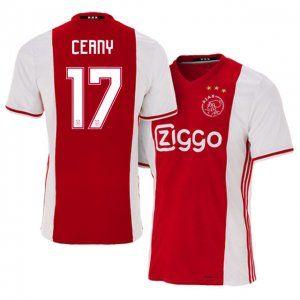 cheaper af001 8ea82 16-17 Ajax Cheap Home #17 Cerny Replica Football Shirt ...