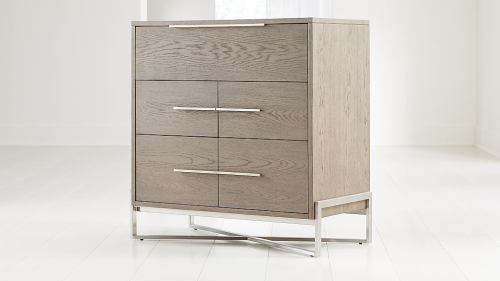 Covert Grey Secretary Desk Reviews Crate And Barrel Secretary Desks Modern Secretary Desk Home Office Furniture Desk