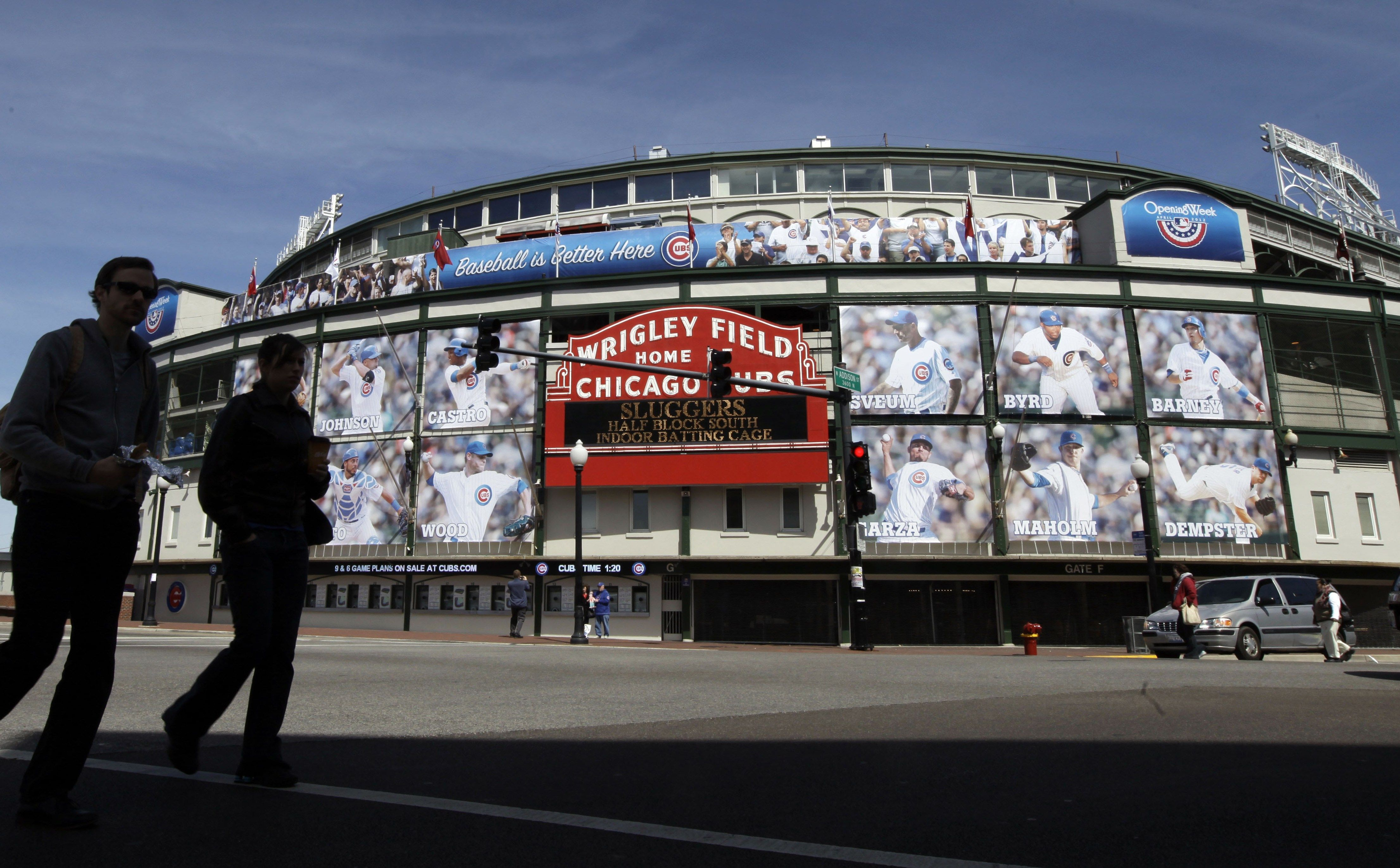 8 Reasons to Visit Wrigley Field