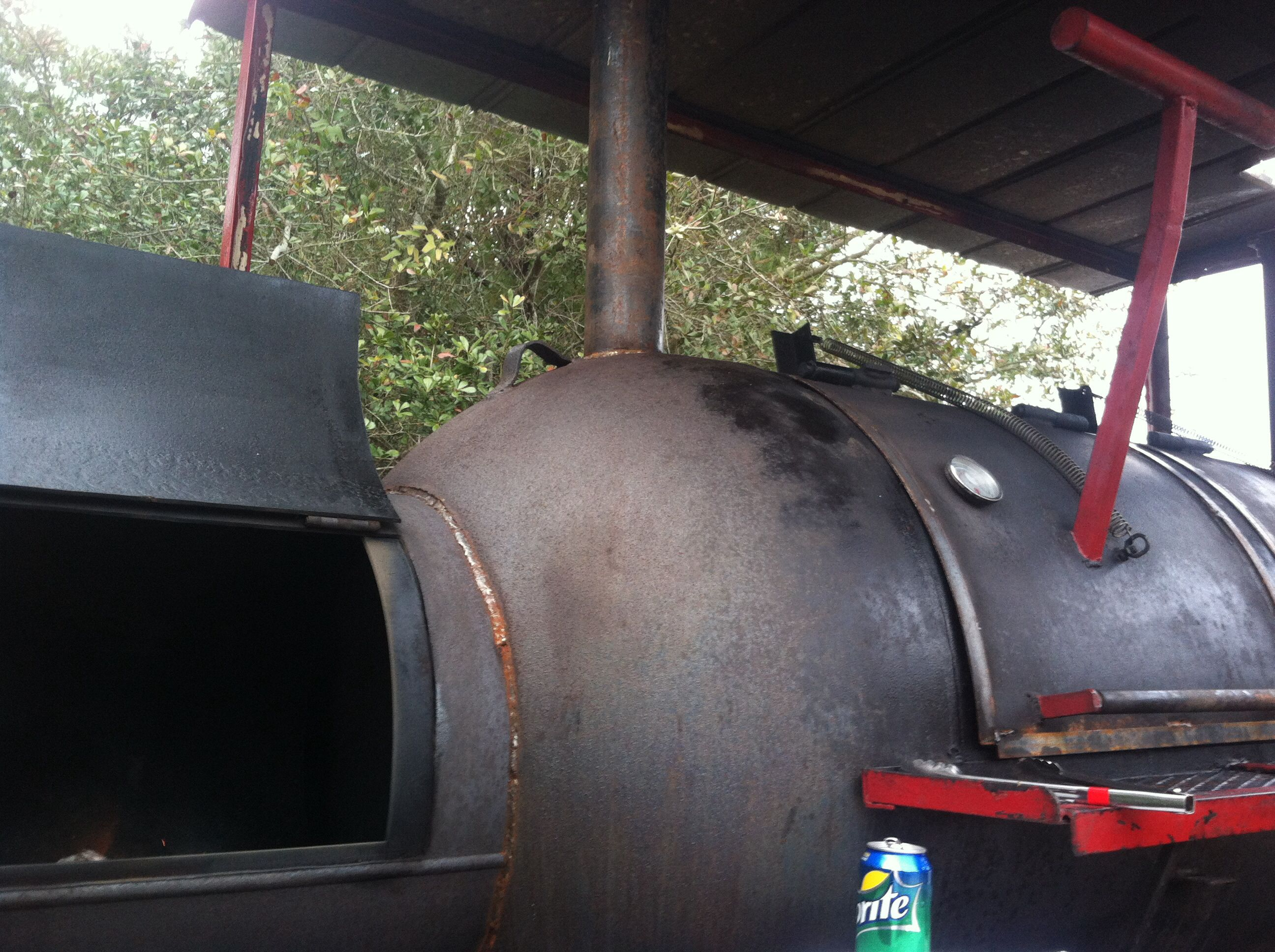 Seasoning A Little Smoker