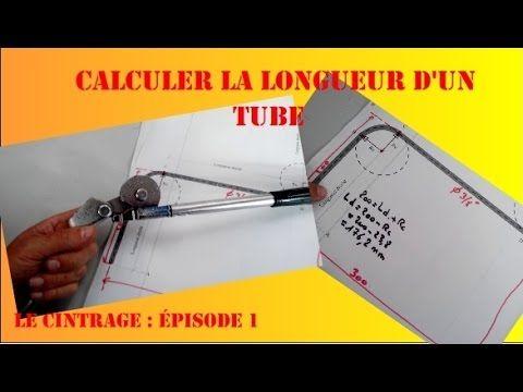 Calculer La Longueur De Tubes De Cuivre Avant Cintrage In